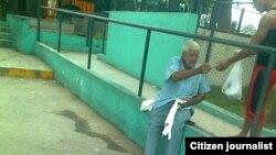 Reporta Cuba. Sin jabas para compras en TRD. Foto: Juliet Michelena.