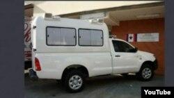El suministro de ambulancias era uno de los negocios de Tri-star Caribbean en Cuba