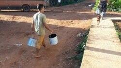 ¿Cómo vive un poblado de 40 mil habitantes sin servicio de agua potable?