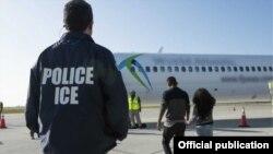 Operaciones Aéreas de ICE.