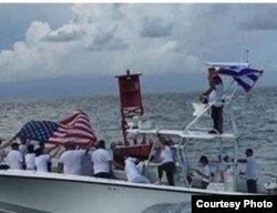 Cenizas de José Fernández fueron depositadas en el mar el domingo.