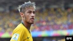 Neymar tras vencer por penales a Chile