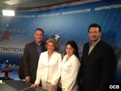Programa especial en MartiNoticias Radio