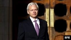 Fotografía de archivo de Julian Assange. EFE/Kerim Okten