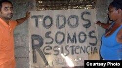Todos somos resistencia