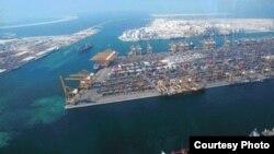 Vista aérea de la Zona Especial de Desarrollo Mariel.