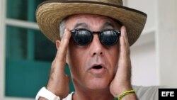El cineasta cubano Juan Carlos Cremata.