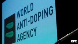 Agencia Mundial Antidopaje WADA.