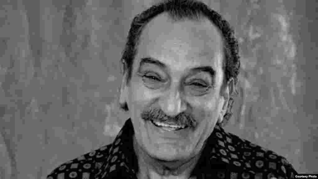 El humorísta Guillermo Álvarez Guedes