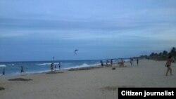 Playas: conservan la bellaza natural a pesar de la falta de higiene