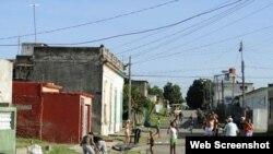 Barrio periférico Cienfuegos