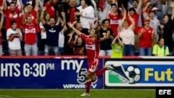 La Major League Soccer (MLS).