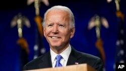 Joe Biden, candidato a la presidencia por el partido demócrata.