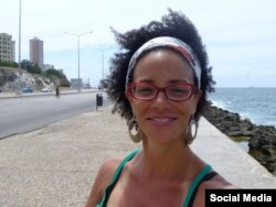 Coco Fusco, artista y escritora cubanoamericana. (Facebook).