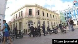 Reporta Cuba Camagüey Día del miedo Foto Henri Constantin
