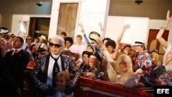 La Habana se llena de famosos por desfile de Chanel