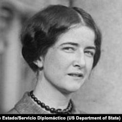 Pattie H. Field (Departamento de Estado, Servicios diplomáticos)