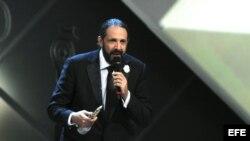 El cantautor dominicano Juan Luis Guerra. Foto de archivo