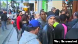 Cubanos residentes en Uruguay gestionan visas para Nicaragua