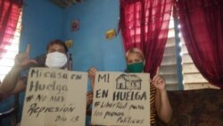 A través de un ayuno opositores extienden exigencias al régimen cubano