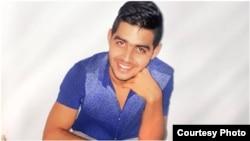 Yankiel Gutiérrez, en una foto tomada de su perfil de Facebook.