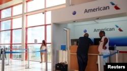 Aeropuerto Internacional José Martí de La Habana. REUTERS/Alexandre Meneghini