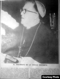 Mons. Pérez Serantes.