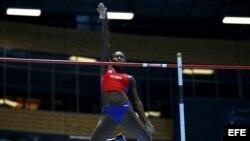 Yarisley Silva ganó medalla de oro en el Campeonato Mundial de Atletismo celebrado en Polonia.
