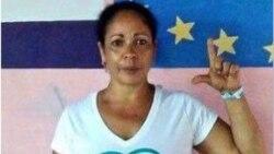 Dama de Blanco aún espera confirmación de sentencia a 5 años de prisión