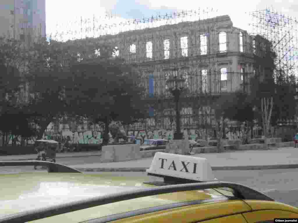 Reporta Cuba Foto Arnaldo Ramos La Hanana horripilante ciudad maravilla