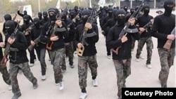 Reclutas de Estado Islámico