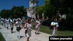 Reporta Cuba Damas domingo 17 de mayo Foto Angel Moya