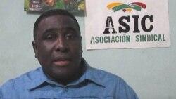 El opositor Iván Hernández Carrillo sigue recibiendo muestras de apoyo y solidaridad