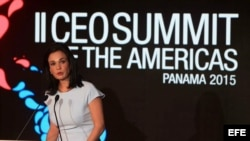 Cumbre empresarial II CEO Summit of the Americas