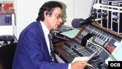 Alvaro D. Insua fue uno de los fundadores de Radio Martí. (Archivo)