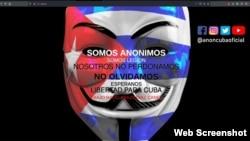 Anonymous Cuba