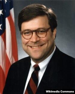 William Barr, exfiscal general, nominado por Trump para volver a liderar el Departamento de Justicia.