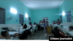 Sala Capote del Hospital Pediátrico de Guantánamo