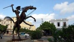 Concurso, entrevista de arte en la tarde cultural de Contacto Cuba