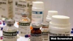 Cuba reconoce falta de medicamentos