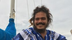Entrevista a David Berenger, marinero cubano