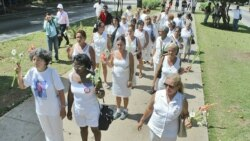 Aniversario de las Damas de Blanco