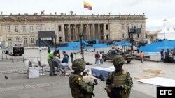 Ultiman preparativos para investidura del presidente electo, Iván Duque, el próximo martes