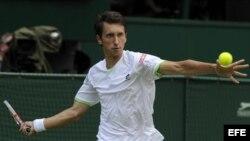El tenista ucraniano Sergiy Stakhovsky.