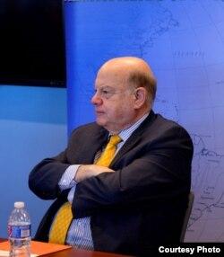 Secretario General de la OEA José Miguel Insulza