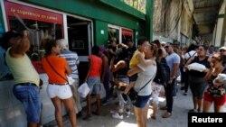 Los cubanos reaccionarían muy diferente a un nuevo período especial