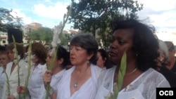 Berta Soler homenajeada en Miami y Coral Gables