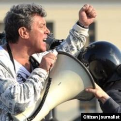 El líder opositor ruso Boris Nemtsov.