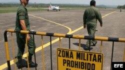 VENEZUELA -COLOMBIA- CONFLICTO/OPERACIÓN