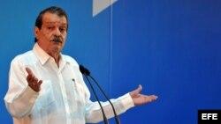 El viceministro cubano de Relaciones Exteriores, Abelardo Moreno. Archivo.